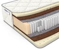 Купить матрас DreamLine Prime Medium S2000