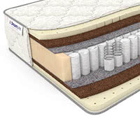Купить матрас DreamLine Prime Medium TFK